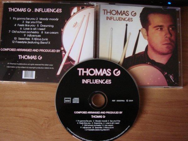 Thomas G 2009 Influences