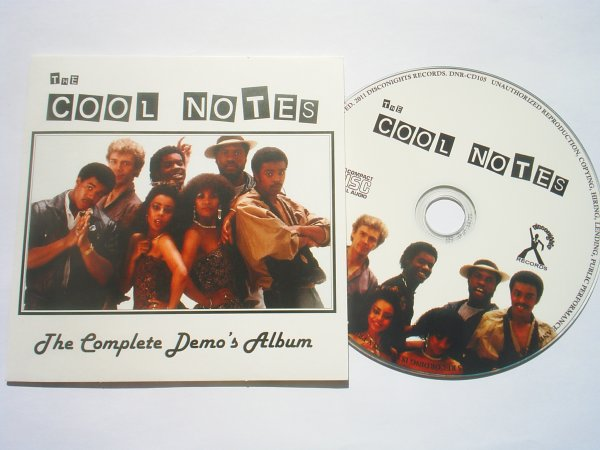 The Cool Notes - The Complete Demo's Album CD