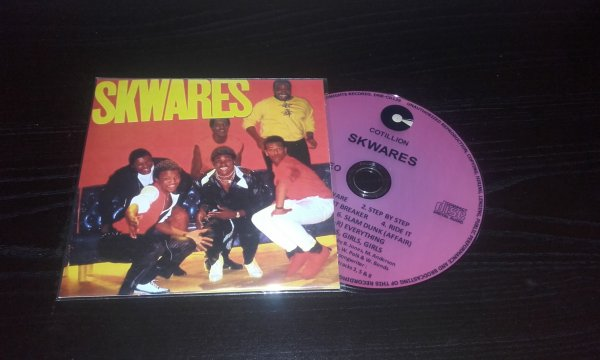 Skwares 1984 Same CD Papersleeve