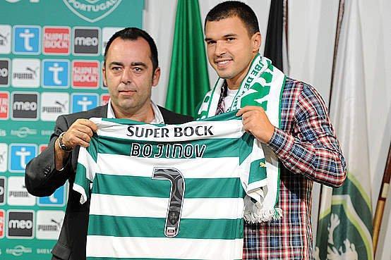 Mal�diction du n�7 au Sporting Portugal