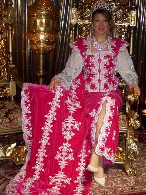robe algérienne robe algérienne