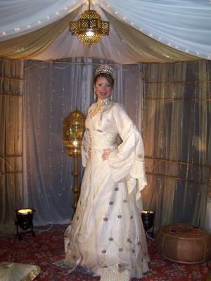 marié algérienne
