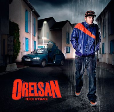 OrelSan, premi�re album