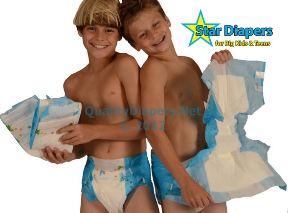 Star diapers