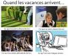 Vacances :