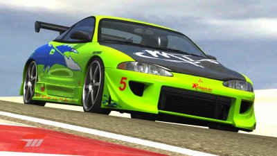 voitures fast and furious forza 3 korosif85. Black Bedroom Furniture Sets. Home Design Ideas