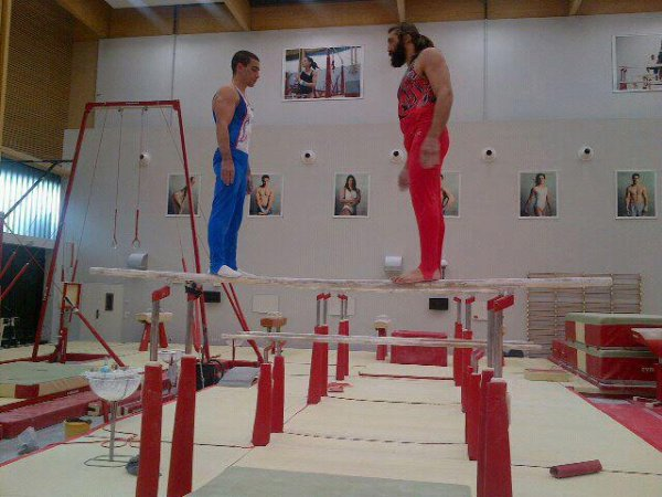 Yann Cucherat vs S�bastien Chabal