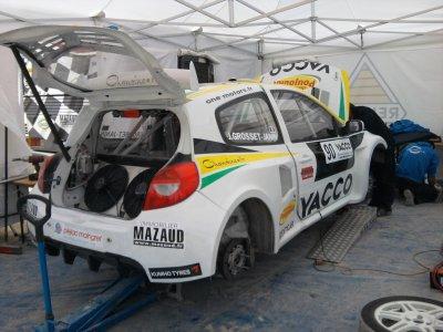championnat europe rallycross essay 2011