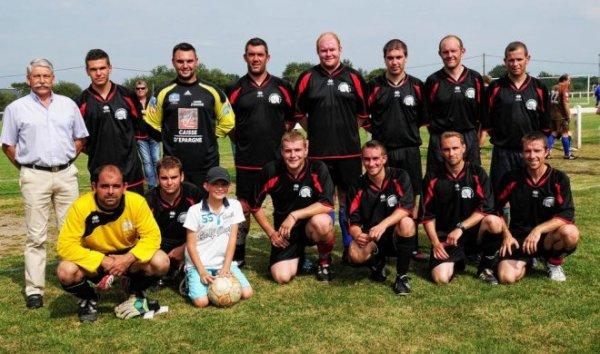 BELZ Foot. Les vétérans remportent le tournoi  © Le Télégramme