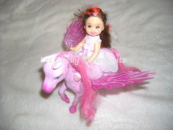 Barbie et le cheval magique les miss de louloute - Barbie au cheval ...