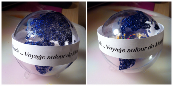 Articles de kawaii passion fimo tagg s contenants for Decoration voyage autour du monde