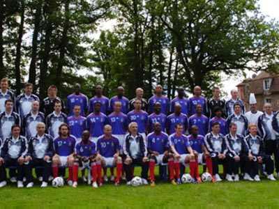 Epopee coupe du monde 2006 des bleus merci a vous zidane une legende - Coupe du monde 2006 france bresil ...