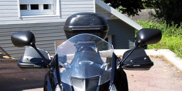 Ma deuxi�me moto.