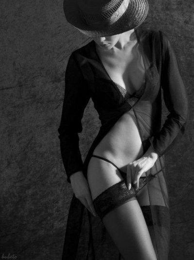 Photo donne une sensualité