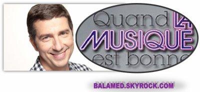 QUAND LA MUSIQUE EST BONNE avec Daniel.Balavoine le 11 Février 2012 sur TMC