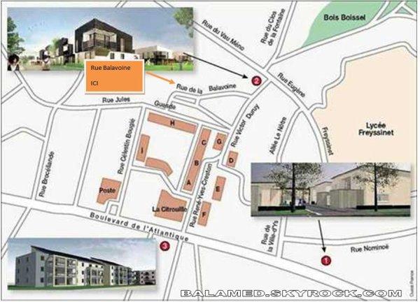 Saint-Brieuc. La cité Warron affichera un nouveau visage en 2014 avec Balavoine