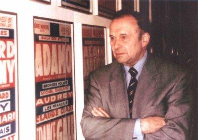 Roland HUBERT , L'homme qui a osé… STARMANIA