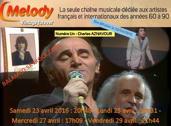 « Le français est une langue qui résonne » sur Melody Tv