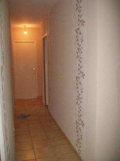 couloir dans les tons beige mes oeuvres. Black Bedroom Furniture Sets. Home Design Ideas