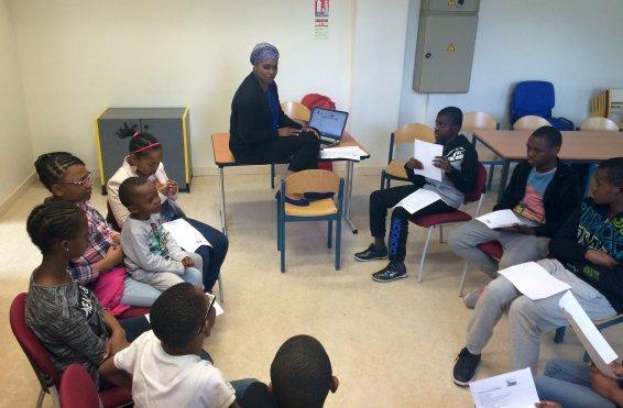 Originaires des Comores, des enfants de Seine-Saint-Denis raviveront dimanche la flamme du soldat inconnu