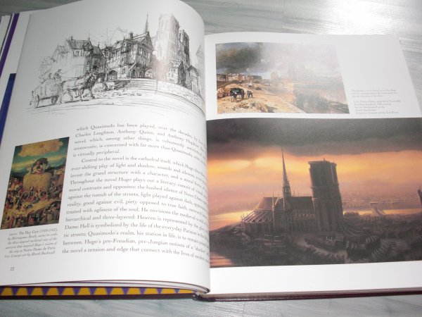 Nouveauté: The art of the hunchback of notre-dame (limited edition)