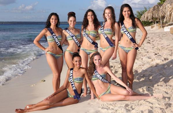 Aventure Miss France 2015