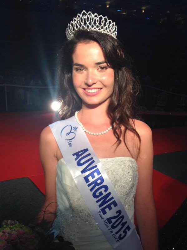 Miss Auvergne 2015