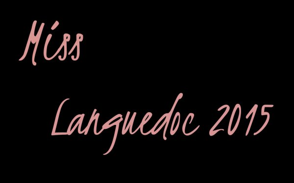 Miss Languedoc 2015