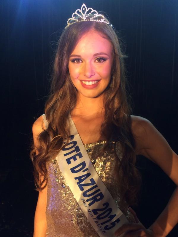 Miss Côte d'Azur 2015