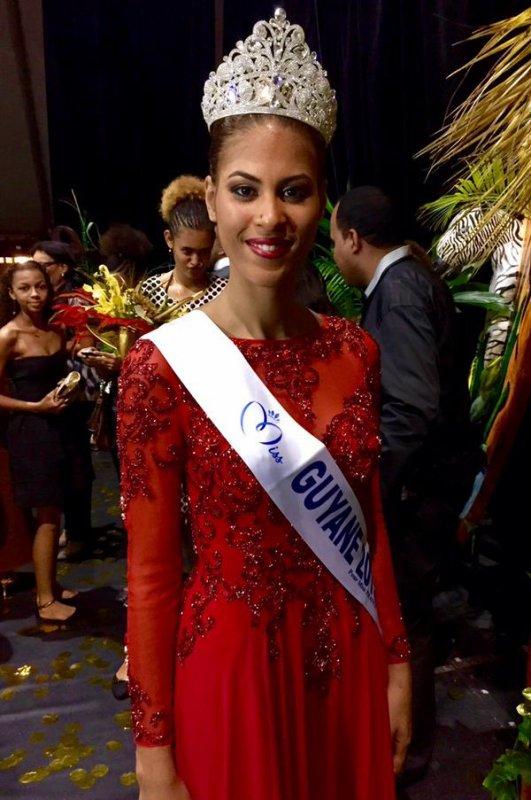 Miss Guyane 2015