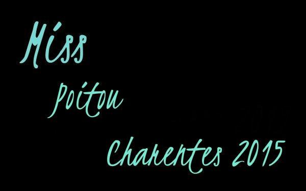 Miss Poitou-Charentes 2015