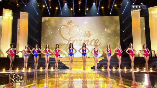 Election Miss France 2016