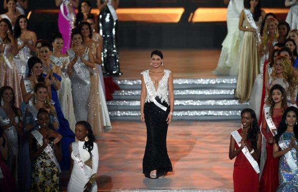 Miss Monde 2015