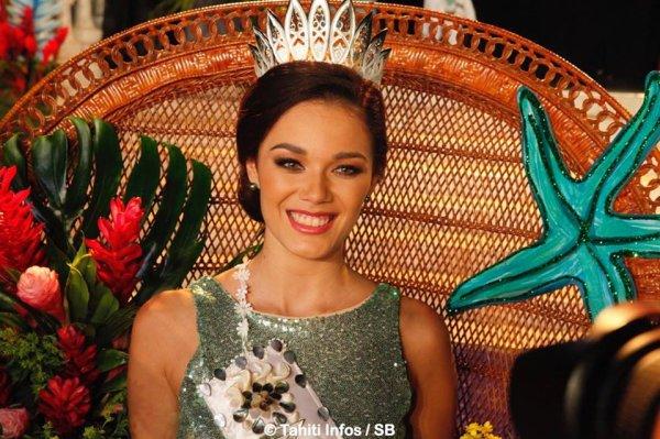 Miss Tahiti 2016