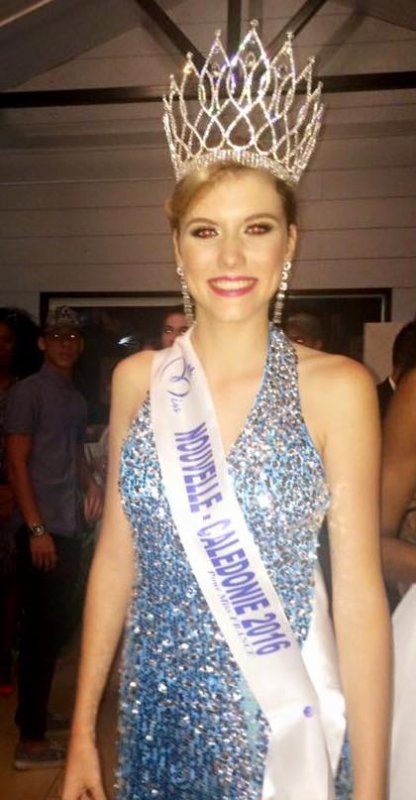 Miss Nouvelle-Calédonie 2016