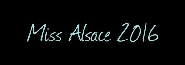 Miss Alsace 2016