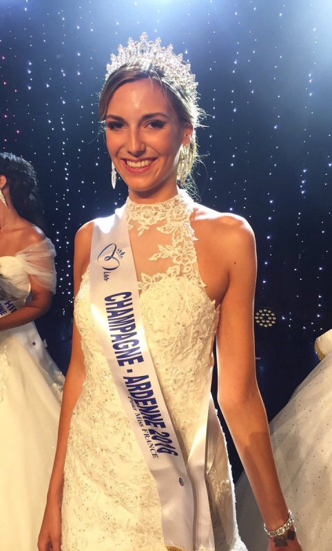 Miss Champagne-Ardenne 2016