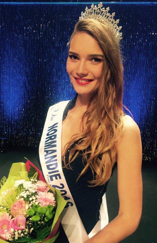 Miss Normandie 2016