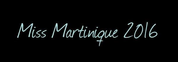 Miss Martinique 2016