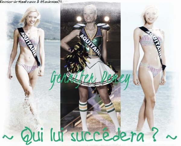 Election Miss France 2017 du Blog & Twitter