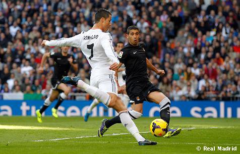 Real Madrid - Real Sociedad 5-1 (4-0)