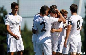 Real Madrid (B) - Deportivo Alavès 1-0 (1-0)