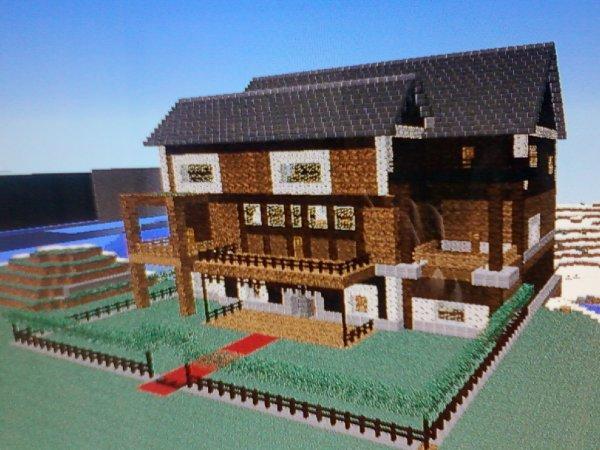 maison minecraft luxe minecraft remialex1 yt 15 7 partager commenter