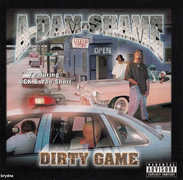A-Dam-Shame - Dirty Game