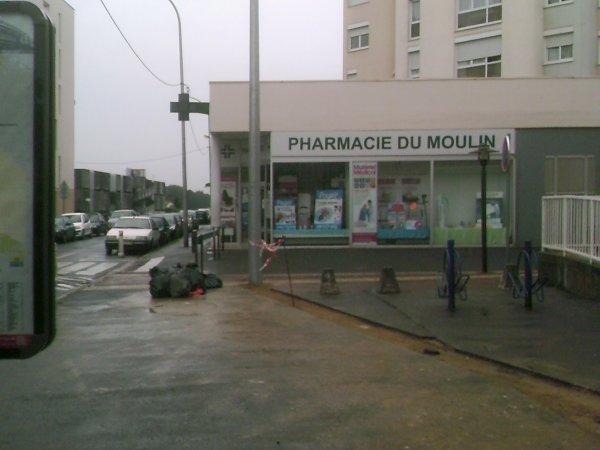 Ville de creil la pharmacie de la zac du moulin ville for Pharmacie de la piscine