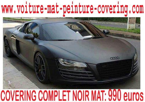 Prix pour refaire peinture voiture