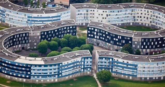 Grigny 91 la grand borne ghetto 2 france - Chambre des metiers de bobigny ...