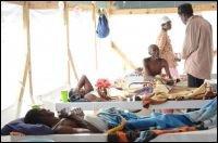 Jacmel - Santé- Carnaval : 40 personnes atteintes du choléra ont été admises au CTC de l'hôpital St Michel de Jacmel