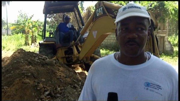 Jacmel – Social: L'eau saine, bient�t dans les robinets
