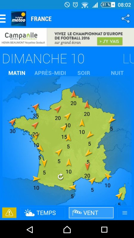 �tampes du 10 juillet grpt Douai 215km